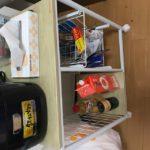 ワゴン台 収納 新生活 一人暮らし 便利 キッチン